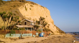 Historic Cottages at Crystal Cove State Park