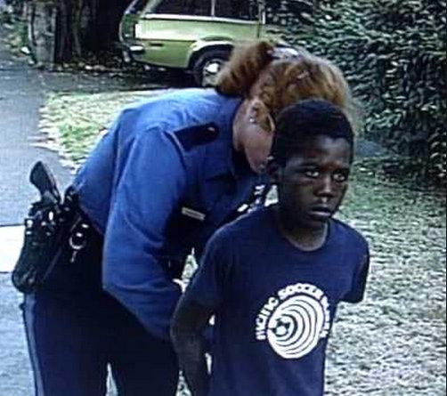 cop boy