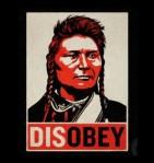 Disobey square