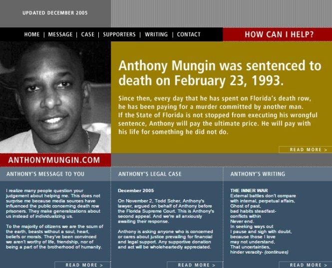 Anthony Mungins