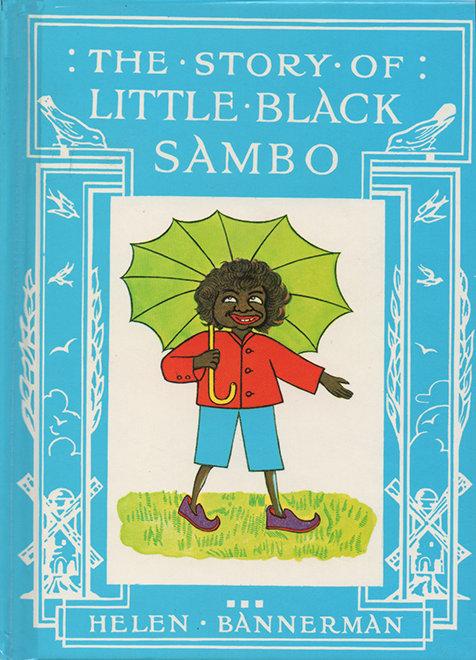 The Story of Little Black Sambo by Helen Bannerman ... |Little Boy Sambo