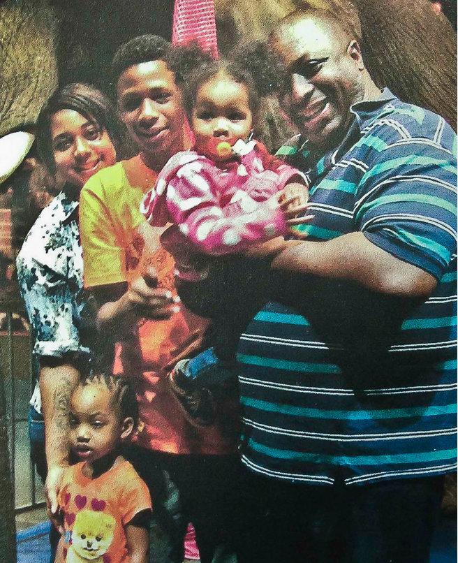 Eric Garner Family