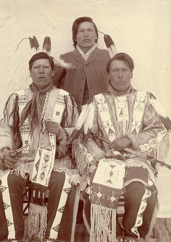 Wounded Knee Survivors