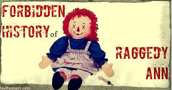 Raddedy Ann
