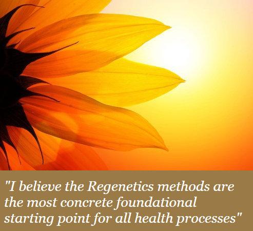 Regenetics