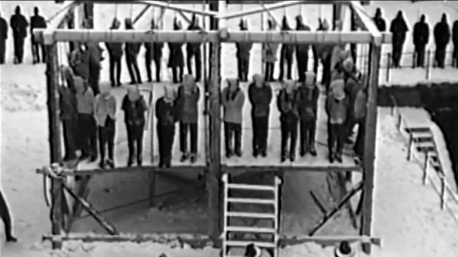 39 Hanged Sioux