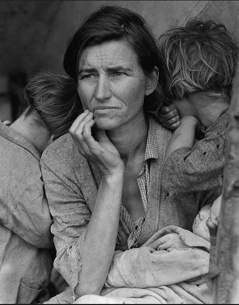 Depression 1930's 1