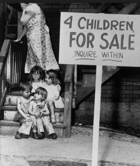 Depression 1930's 3