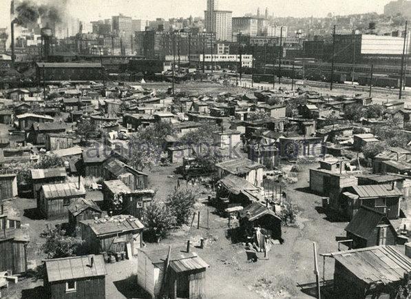 Depression 1930's