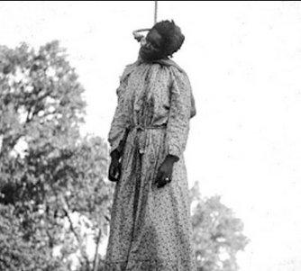 Woman Lynching
